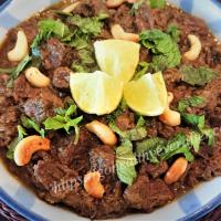 Mutton/ goat meat gravy