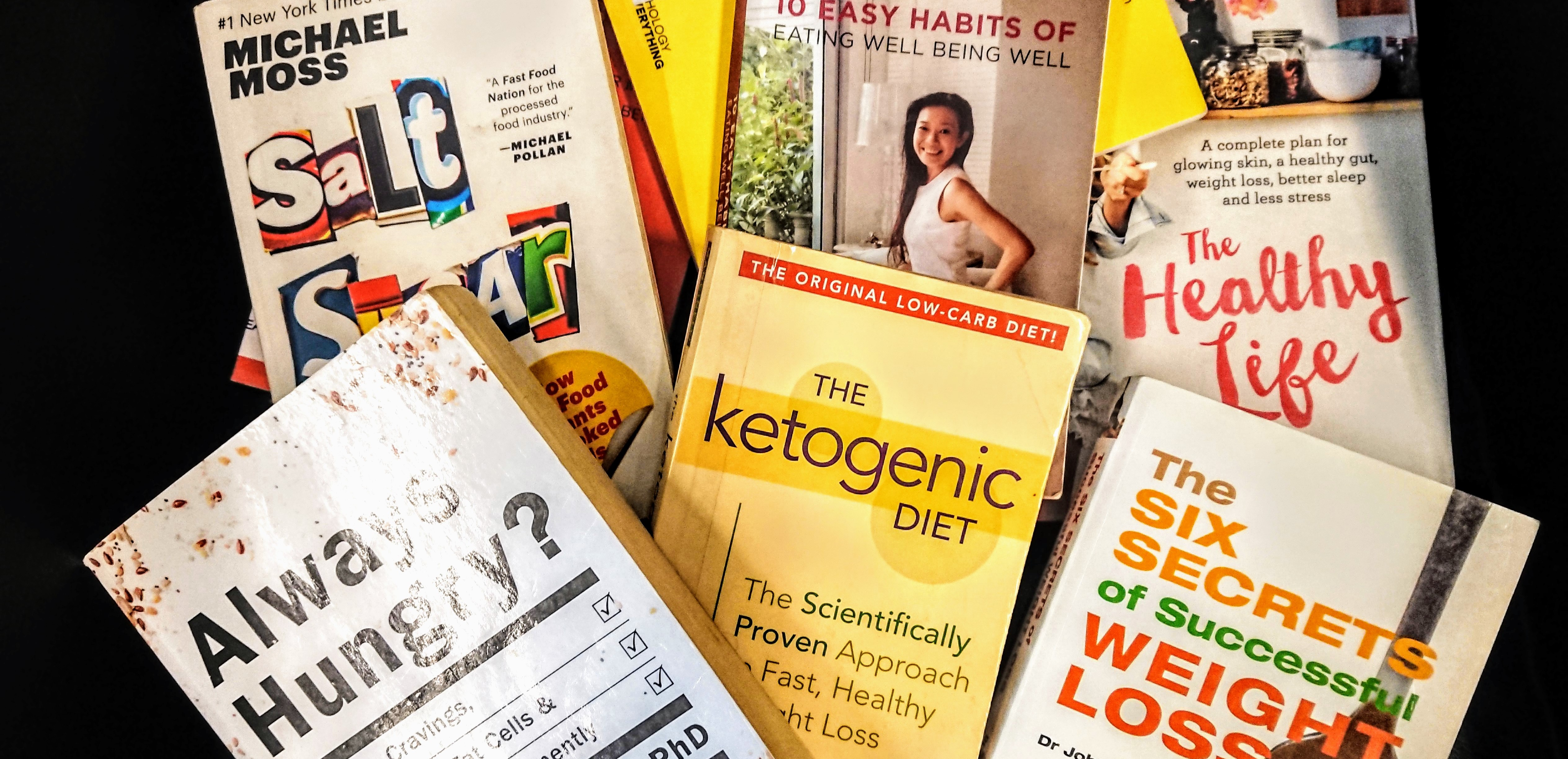 books on weight-loss diet plans